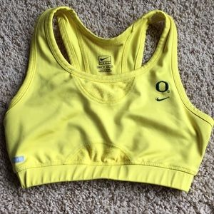Nike Oregon Sports Bra sz XS